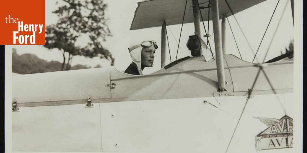 Pioneering Female Aviators - The Henry Ford