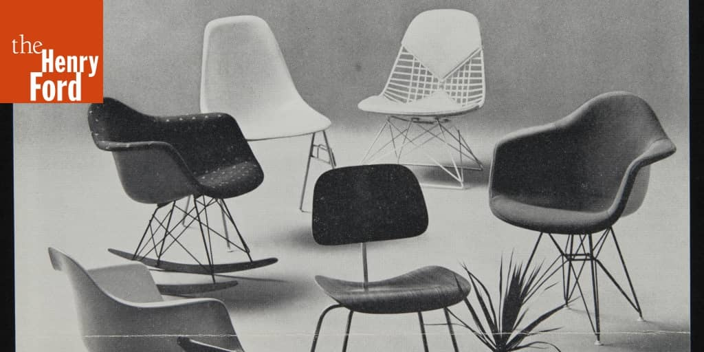 Awesome Herman Miller Advertisement Circa 1961 In 2061 One Of Cjindustries Chair Design For Home Cjindustriesco